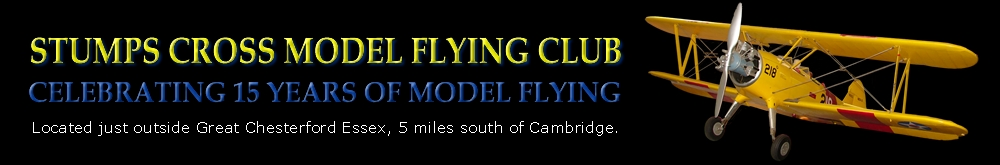 Stumps Cross Model Flying Club 2014